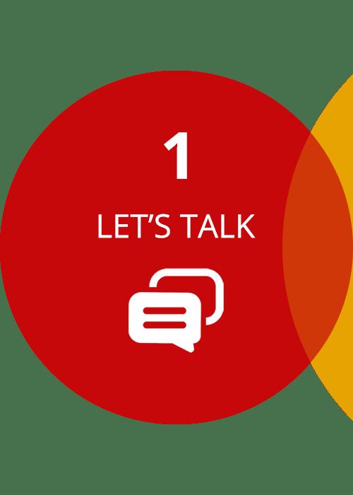 1 Let's Talk