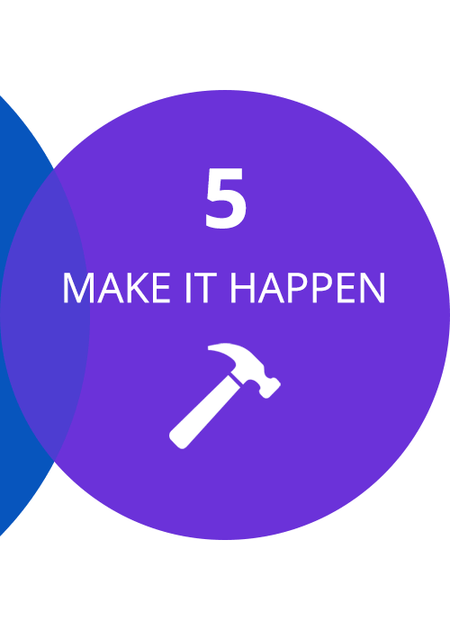 5 Make It Happen